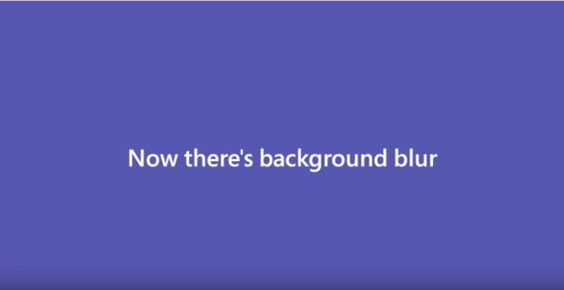 The Modern Workplace: Microsoft Teams Background Blur