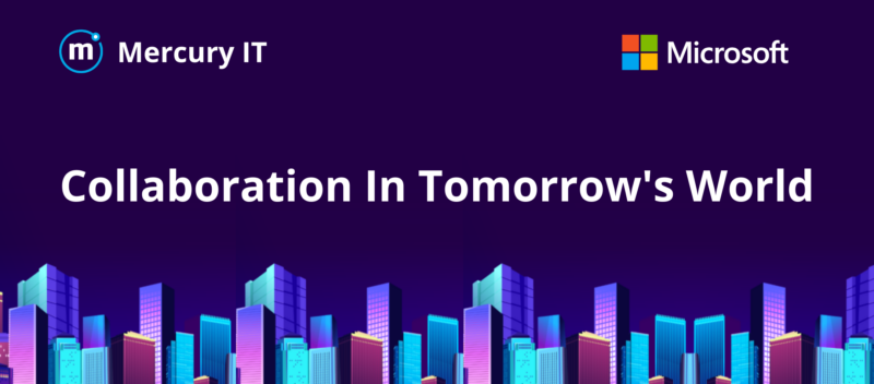 Collaboration in Tomorrow's World Webinar