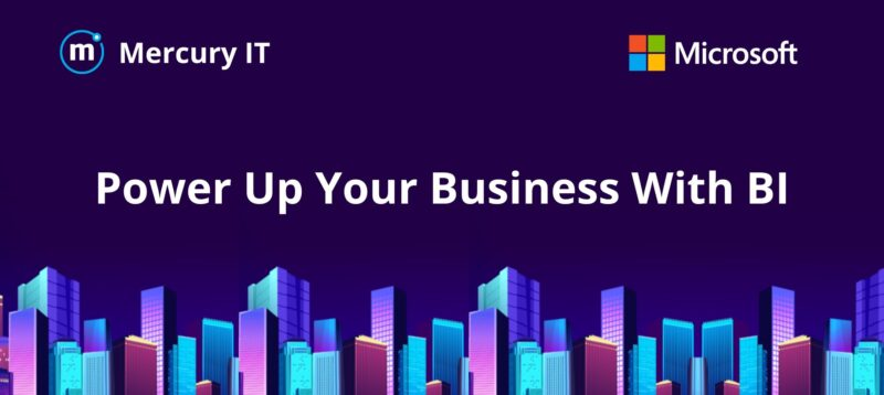 Power Up Your Business With BI Webinar