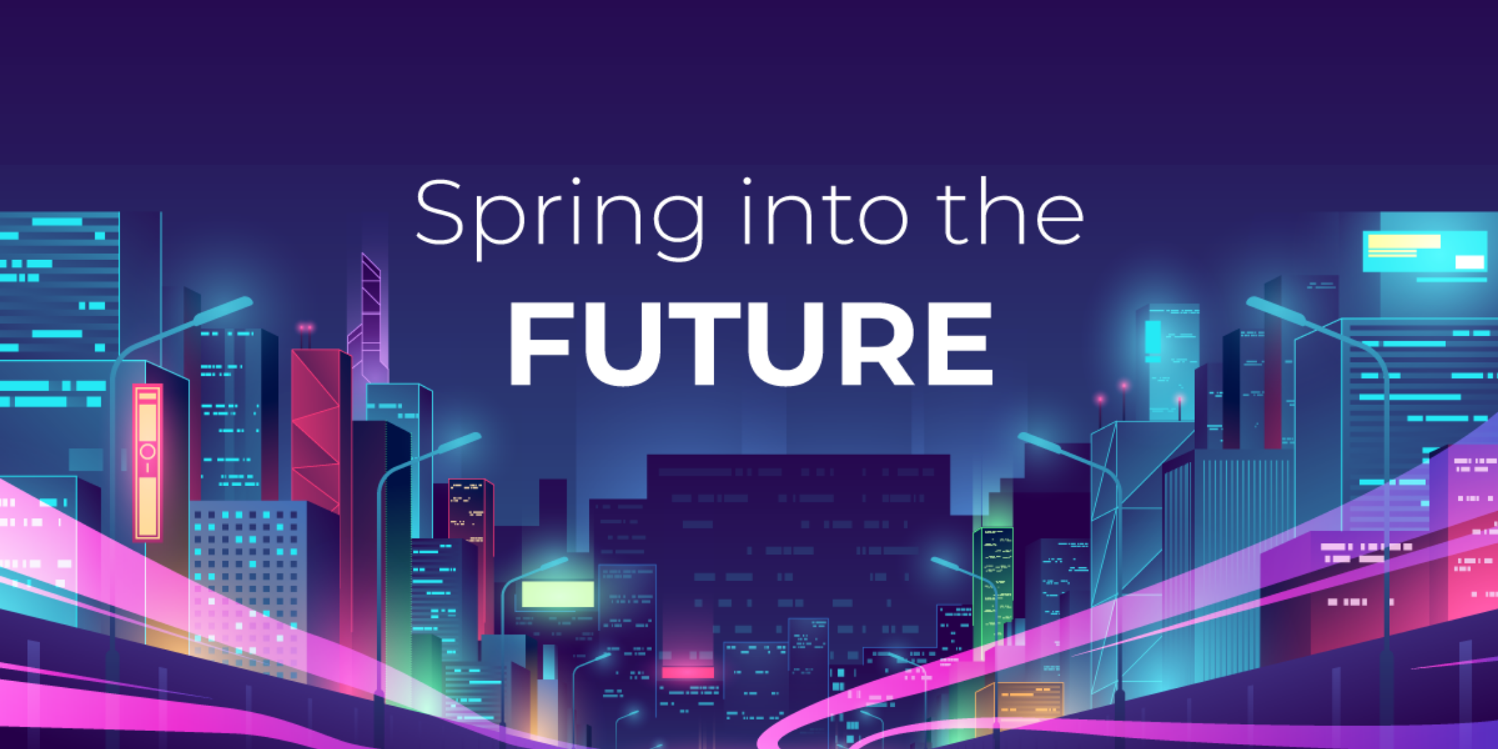 Spring Into The Future