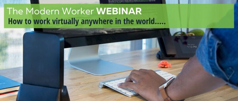 The Modern Worker Webinar with Cisco Meraki