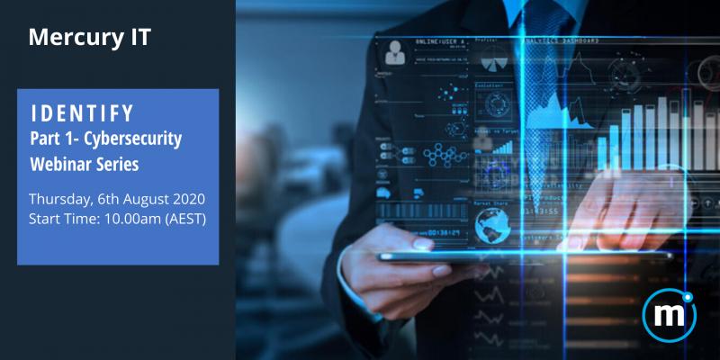 Business Cybersecurity Risk Webinar Series- Part 1- IDENTIFY