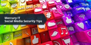 Social Media Tips Website Banner
