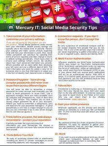 Social Media Tips For Website